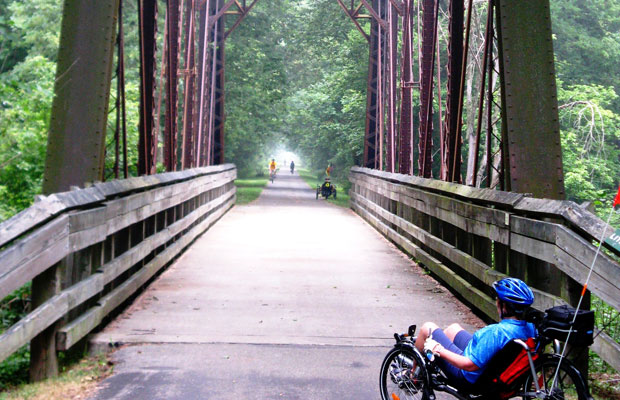 Creekside Trail | Miami Valley Bike Trails