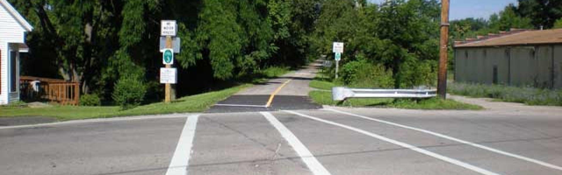 Xenia - Jamestown Connector   Miami Valley Bike Trails